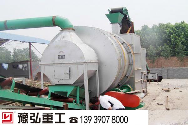 沙石烘干机
